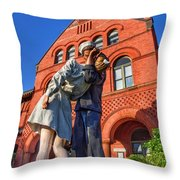 Perspective On Life Throw Pillow
