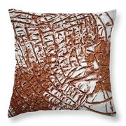 Perspectives - Tile Throw Pillow