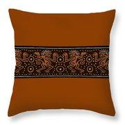 Peruvian Inca Indians Throw Pillow