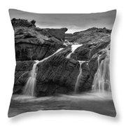 Pescadero Sb 8676 Throw Pillow