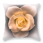 Petal Pleasure Throw Pillow