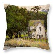 Petaluma Farmhouse Throw Pillow