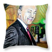 Peter Kenneth  Throw Pillow