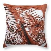Peter N Katie - Tile Throw Pillow