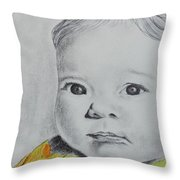 Petite Cocotte Throw Pillow
