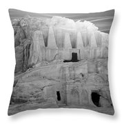 Petra - Jordan Throw Pillow