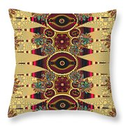 Petty Four And Five Throw Pillow