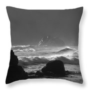 Pfeiffer Beach Sp 8245 Throw Pillow