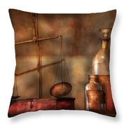 Pharmacist - Precision Needed Throw Pillow