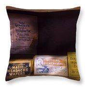 Pharmacy - Medicine - Blood Purifiers  Throw Pillow