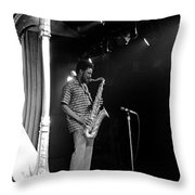 Pharoah Sanders 5 Throw Pillow