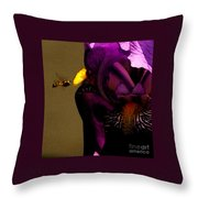 Pheromone Throw Pillow