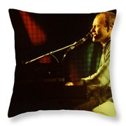 Phil Collins-0852 Throw Pillow