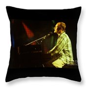 Phil Collins-0854 Throw Pillow