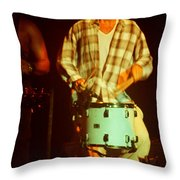 Phil Collins-0863 Throw Pillow