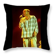 Phil Collins-0883 Throw Pillow