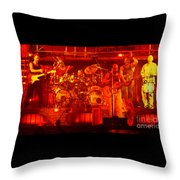 Phil Collins-0888 Throw Pillow