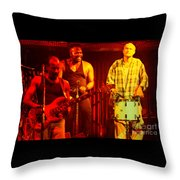 Phil Collins-0891 Throw Pillow