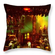 Phil Collins-0892 Throw Pillow