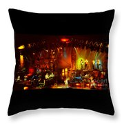 Phil Collins-0896 Throw Pillow