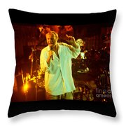 Phil Collins-0903 Throw Pillow