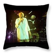 Phil Collins-0904 Throw Pillow