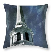 Philadelphia Christ Church Throw Pillow