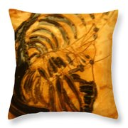Philemon - Tile Throw Pillow