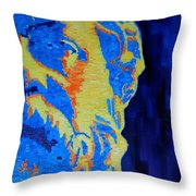 Philosopher - Socrates 3 Throw Pillow