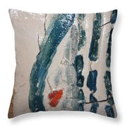 Phoenix Capsule - Tile Throw Pillow