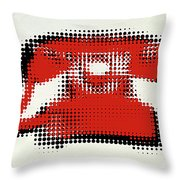 Phoney Throw Pillow