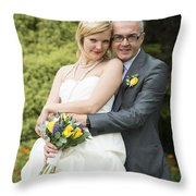 Photo 138 Throw Pillow
