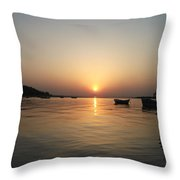 Photo Clicked By Me Throw Pillow