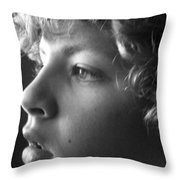 Photo Contest Throw Pillow