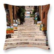 Photo Gallery Throw Pillow