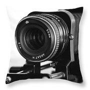 Photo Gear Throw Pillow