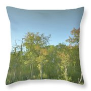 Photo Impressionism Throw Pillow