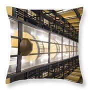 004 - Photon Cannon Throw Pillow