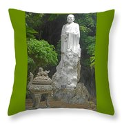 Phu My Statues 5 Throw Pillow