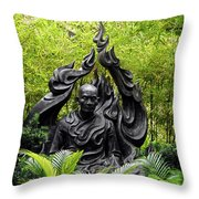 Phu My Statues 6 Throw Pillow