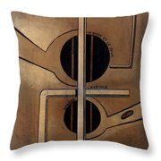 Picabia: Cest Clair, C1917 Throw Pillow