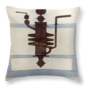 Picabia: Paroxyme, 1915 Throw Pillow