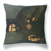 Picassocover Throw Pillow