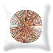 Pick-up-stix Throw Pillow
