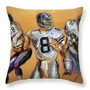 Pick Your Poison...the Glory Days Throw Pillow