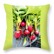 Picked Just For You Throw Pillow