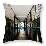 Pickering Place Throw Pillow
