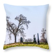 Picketts Charge Throw Pillow