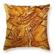 Picnic - Tile Throw Pillow