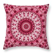 Picnic Tablecoth Throw Pillow
